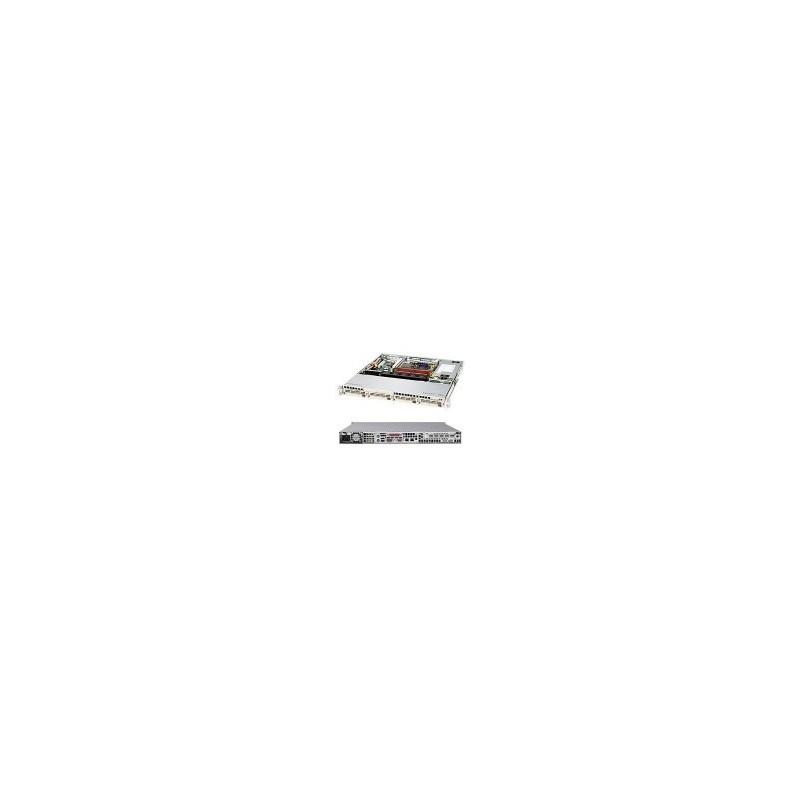 Supermicro 1U SC813MTQ-520C
