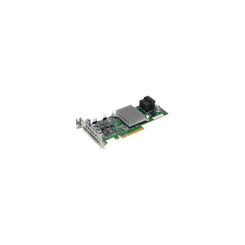 Supermicro HBA LSI 3008 8 ports 12Gbs SAS3 LP AOC-S3008L-L8E