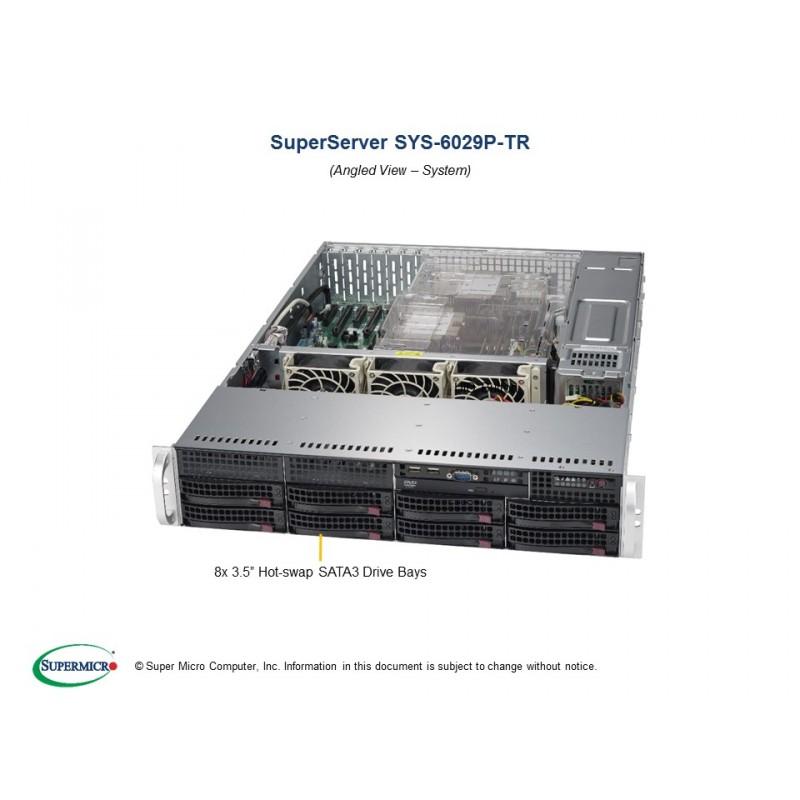 Supermicro SuperServer 2U 6029P-TR