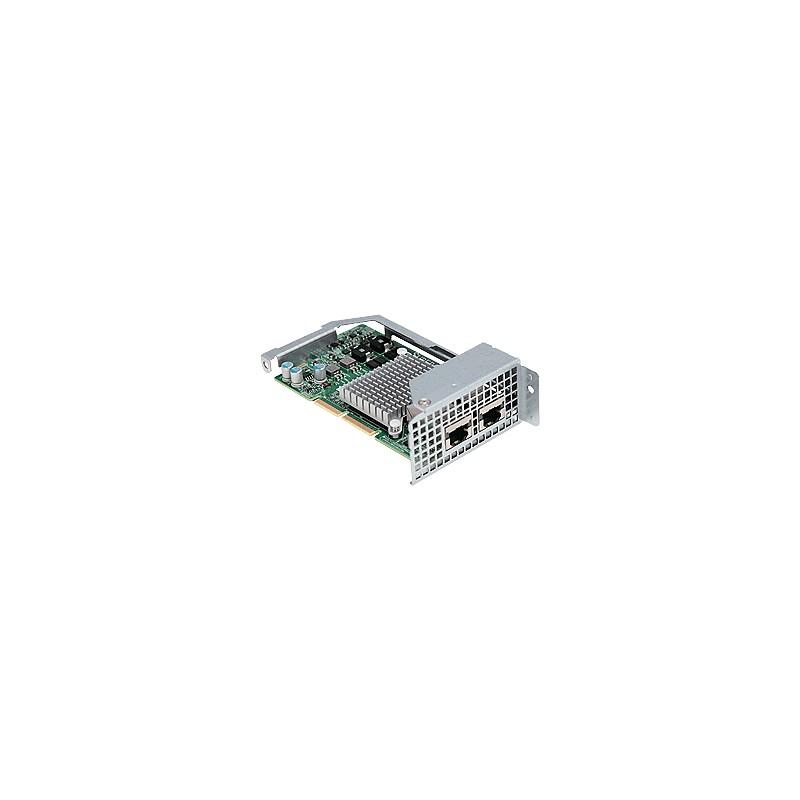 Supermicro AOC-CTG-I2T Dual 10GbE Base-T MicroLP ( Intel X540 )