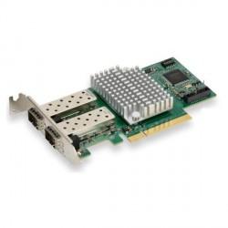 Supermicro AOC-STGF-I2S-O dual port 10 GbE SFP+ ( Intel X710 )