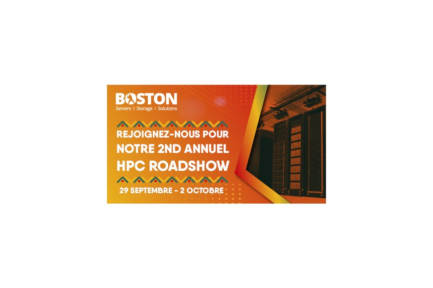 Boston HPC Roadshow